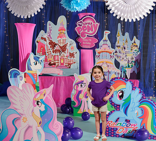 сайтах вечеринка в стили литл пони онлайн